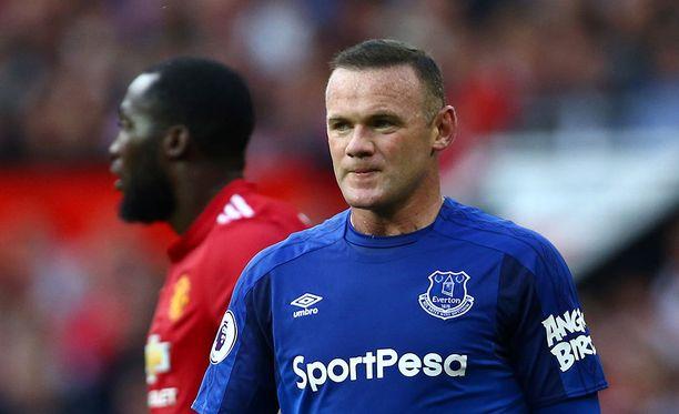 Wayne Rooneyn paluu entiselle kotikentälleen päättyi tappioon.