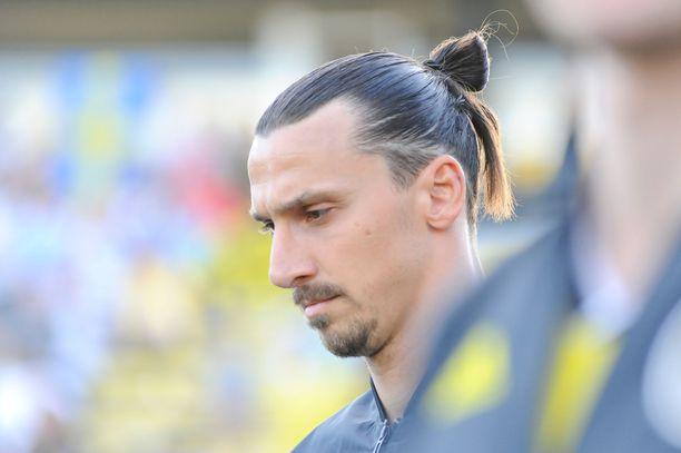 Zlatan Ibrahimović on Malmön kasvatti.