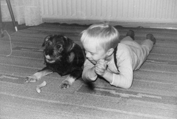 Iris ja Reijo Terhorinteen pojan suojeleminen oli Ringolle kunnia-asia.