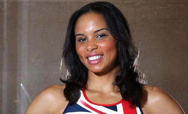 Louise Hazel on Sport Uncovered -sarjan ensimmäinen tähti.