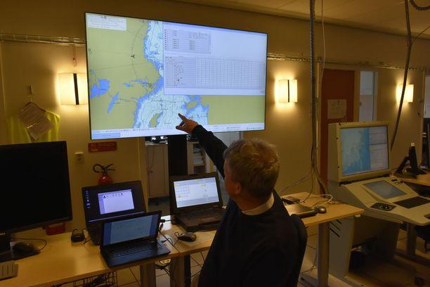 Hamina-luokan peruskorjattaviin ohjusveneisiin tulee 9LV-taistelunjohtojärjestelmä.