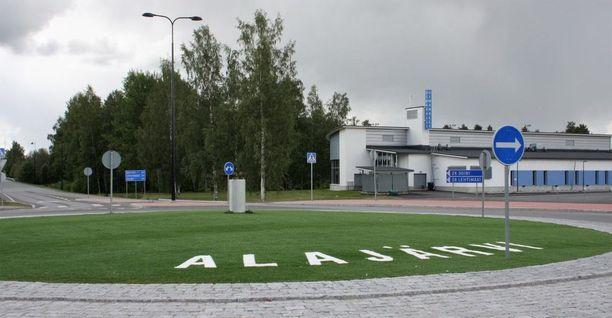 Alajärvi on kaupunki Etelä-Pohjanmaan itäisessä osassa. Kuvassa kunnan uimahalli.