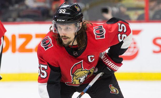 Erik Karlsson oli lähellä siirtyä pois Ottawasta helmikuun lopulla.