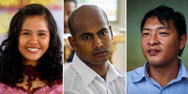 Mary Jane Veloso, Myuran Sukumaran ja Andrew Chan teloitetaan todennäköisesti tänään. Kukaan heistä ei ole allekirjoittanut teloitusmääräystään.
