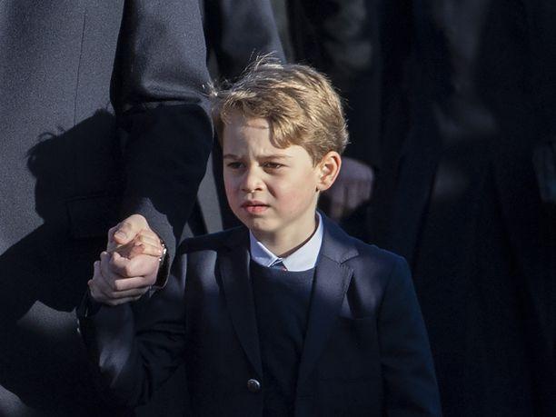 Prinssi George juhlii 7-vuotissyntymäpäiväänsä myöhemmin tässä kuussa.