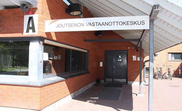 Joutsenon vastaanottokeskus on toiminut Konnunsuolla vuodesta 2012 lähtien.