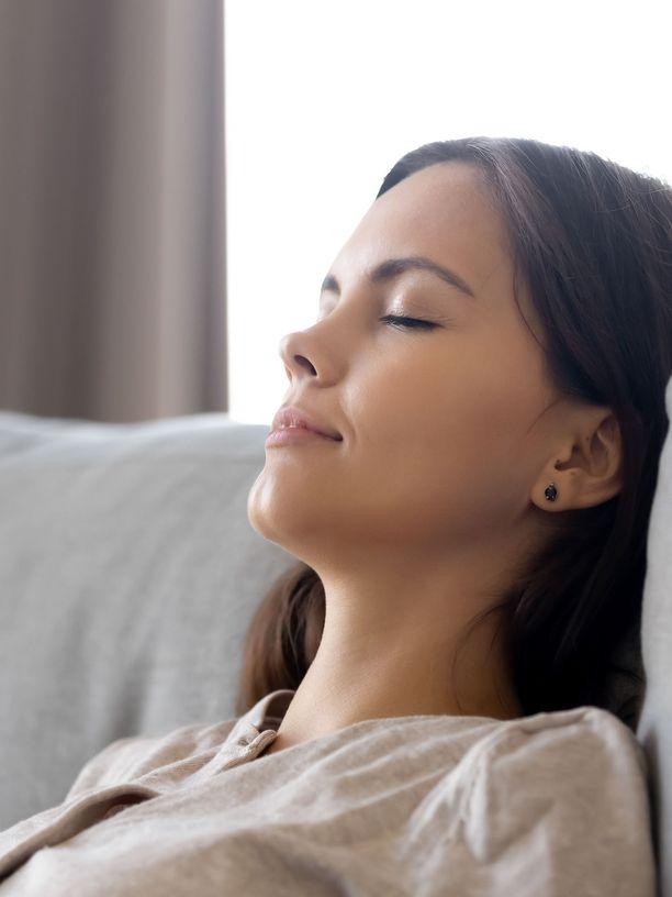 Rentoutuminen on terveydelle yhtä tärkeää kuin nukkuminen.