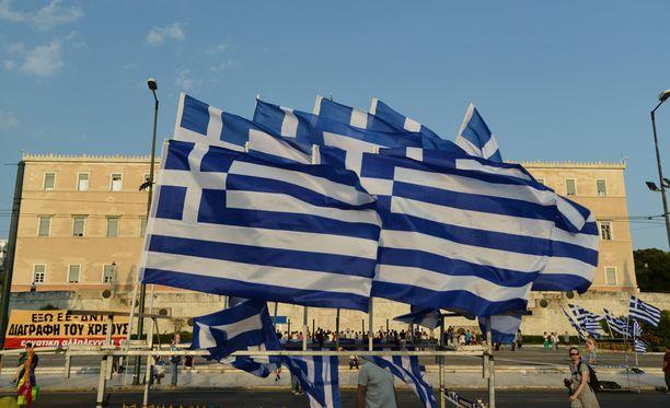 Euromaat suhtautuvat Kreikan velkahelpotuksiin hyvin nihkeästi.