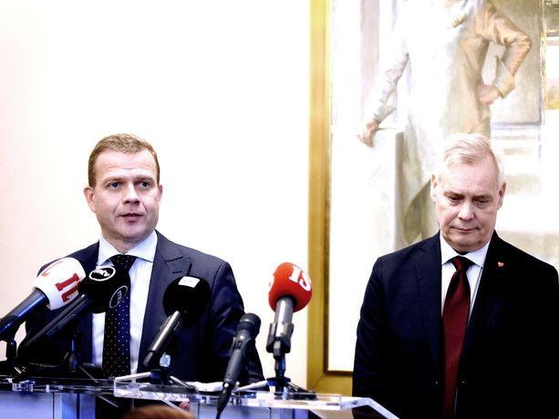 Kokoomuksen puheenjohtaja Petteri Orpo kysyy onko pääministeri Antti Rinne (sd) puhunut totta eduskunnassa Postin lakosta.