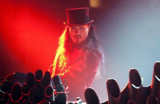 Nightwishin maailmanmenestystä kunnioitetaan postimerkillä.