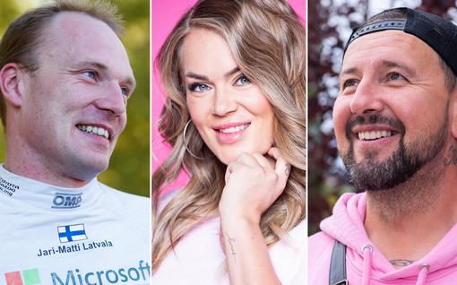 Paineita tapailuvaiheesta, vääriä olettamuksia ja treffikutsuja tuntemattomilta – viisi suomalaisjulkkista kertoo, millaista tunnettuna on etsiä elämänkumppania