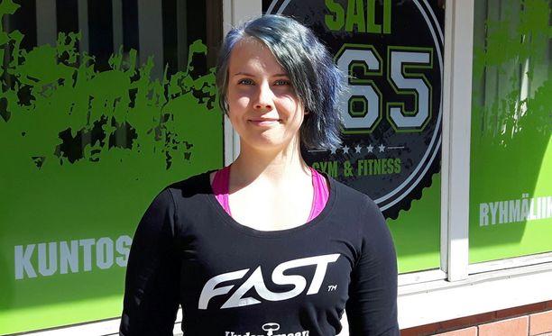 Susanna Törrönen on ollut tänä vuonna huippuiskussa.
