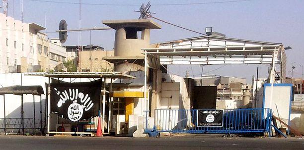 CNN:n mukaan opasta jaeltiin perjantaina Irakin Mosulissa, joka on Isisin hallussa.