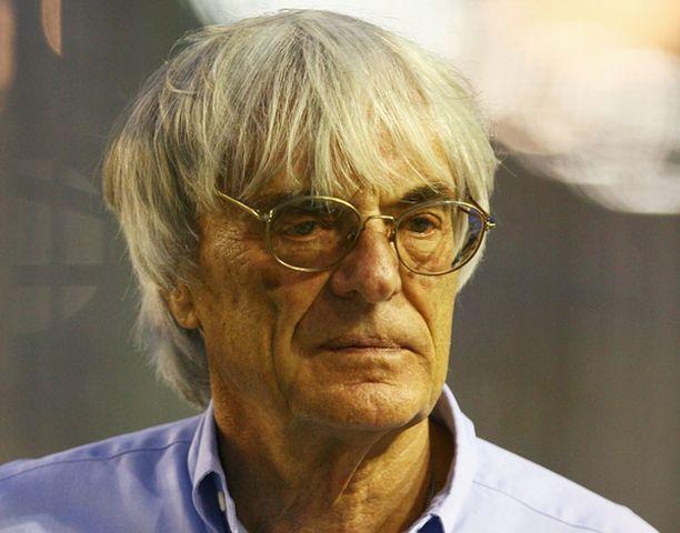 Bernie Ecclestone ei ymmärrä Ferrari-leirin itkemistä.