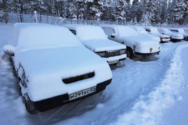 Viime vuoden lopulta lähtien Suomen rajan on saanut Sallassa ja Raja-Joosepissa ylittää vain autolla. Viime vuonna iso osa turvapaikanhakijoista tuli Venäjältä Suomeen polkupyörällä.