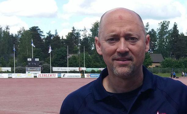 Troy Williams välitti pomoilleen hämmästeleviä terveisiä Suomesta.