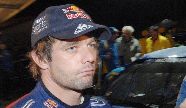 Sebastian Lorb tuli toisiin aatoksiin uusien autojen suhteen.