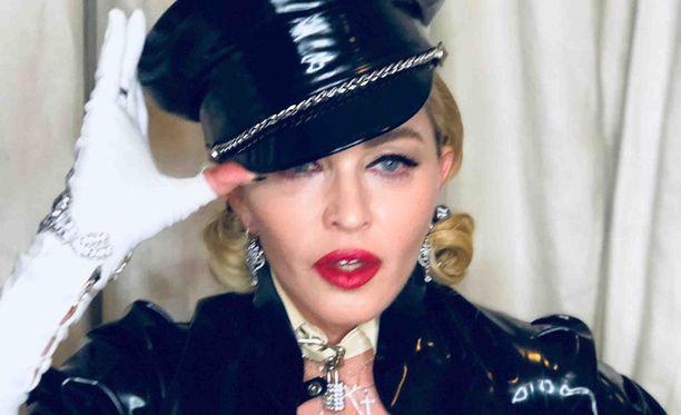 Madonna itse ei ole tulossa Suomeen.