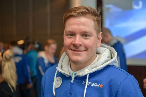 Petri Kontiola edusti Suomea viimeksi olympialaisissa 2018.