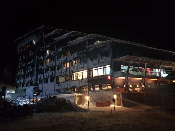 Hotellit työllistävät monen alan ammattilaisia. Kuva Leviltä