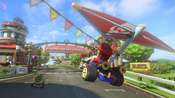 Uusin Mario Kart on Pelaaja-lehden mielestä sarjan parasta antia.