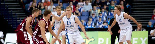 Suomen peli kulki tahmeasti EM-kenraalissa.