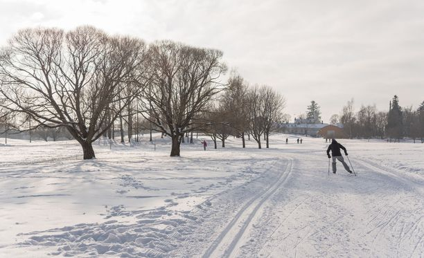 Kevään merkit ovat ainakin Etelä-Suomessa jo näkyvissä.