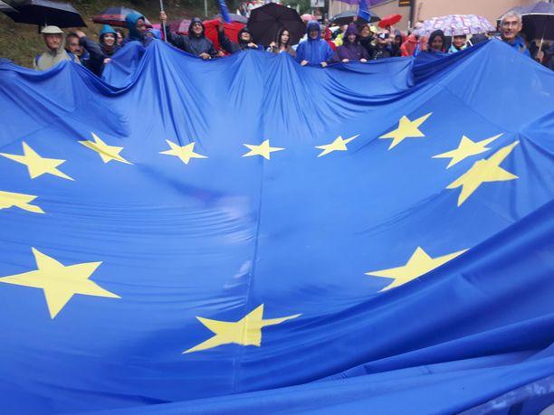 EU haluaa varautua paremmin pankkikriiseihin useilla järjestelyillä.