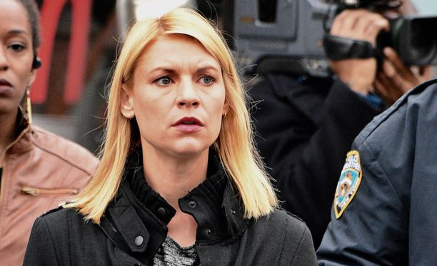 Claire Danes palaa Carrie Mathisonin rooliin.