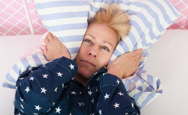 Univaje voi lisätä flunssakierrettä, sillä infektioiden vastustuskyky heikkenee.