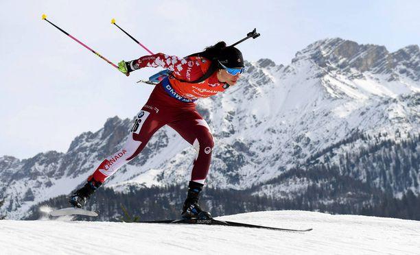 Rosanna Crawford on saanut uhkauksia dopingin vastaisia mielipiteitä esitettyään.
