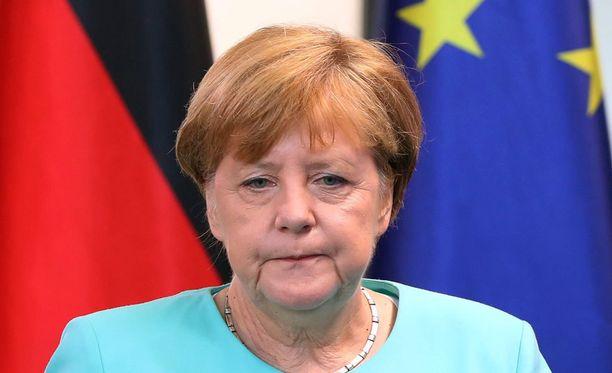 Saksan liittokanslerin Angela Merkelin mielestä Britiannian EU-eron kanssa ei pidä hätiköidä.