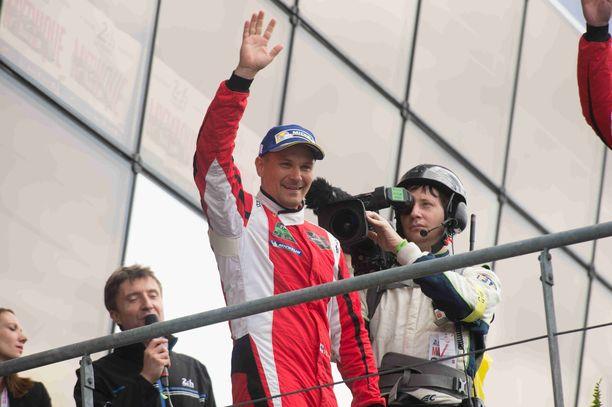 Toni Vilander on niittänyt menestystä muun muassa Le Mansissa.