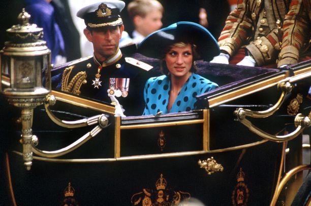 Prinsessa Diana ja prinssi Charles saivat kaksi lasta. Avioliitto oli onneton.