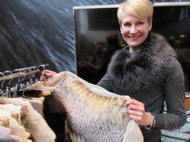 Ex-kansanedustaja Leena Harkimo (kok) aloitti turkistuottajien edunvalvojana helmikuussa.
