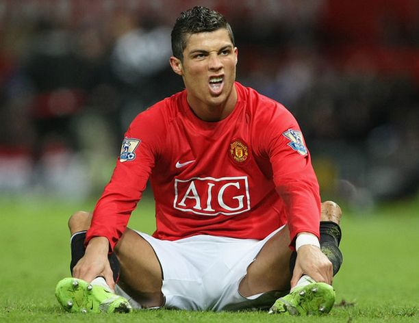 ManU:n Cristiano Ronaldo jakaa mielipiteet.