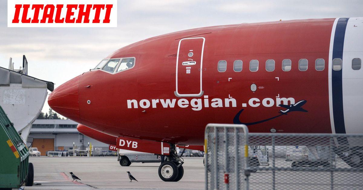 Norwegian Konkurssi 2021