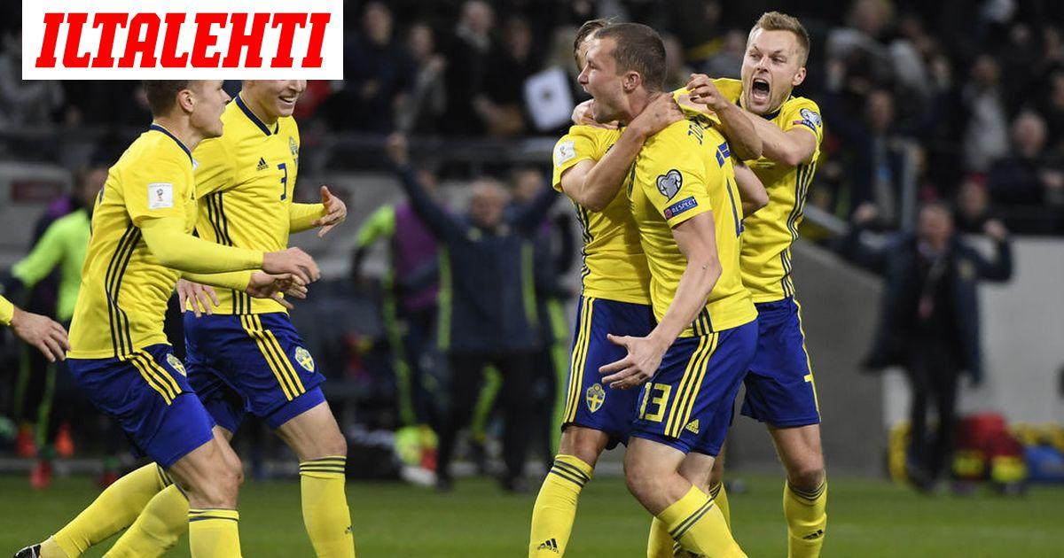Italia Ruotsi Tv