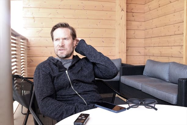 Kimmo Timosella on yrityksensä kautta bisneksiä Kuopiossa.