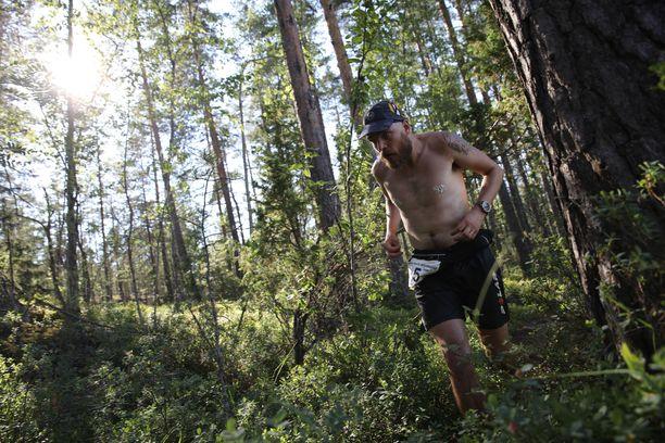 Juha Jumisko teki jälleen kovan suorituksen.