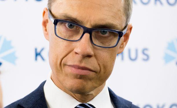 Alexander Stubb on kompastellut hallituksensa kanssa useasti.
