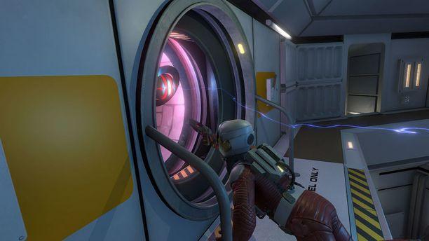 Pelistartupin esikoinen on virtuaalilaseilla pelattava avaruusseikkailu.