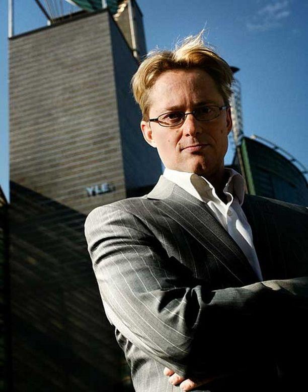Mikael Jungner sai viime vuonna palkkaa 190 000 euroa.