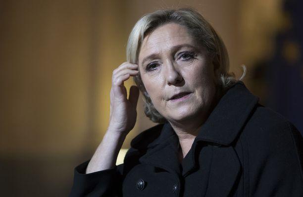Marine Le Pen on Ranskan äärioikeiston näkyvin hahmo.