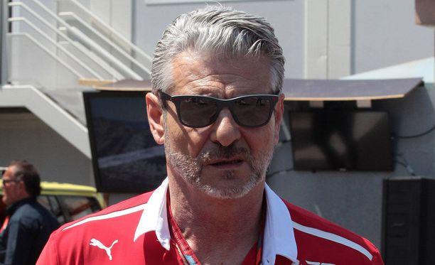Maurizio Arrivabenen mukaan Ferrari ei taktikoinut Sebastian Vettelin voittoa.