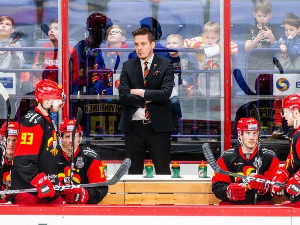 Jokerien KHL-urakka on ohi tältä kaudelta.