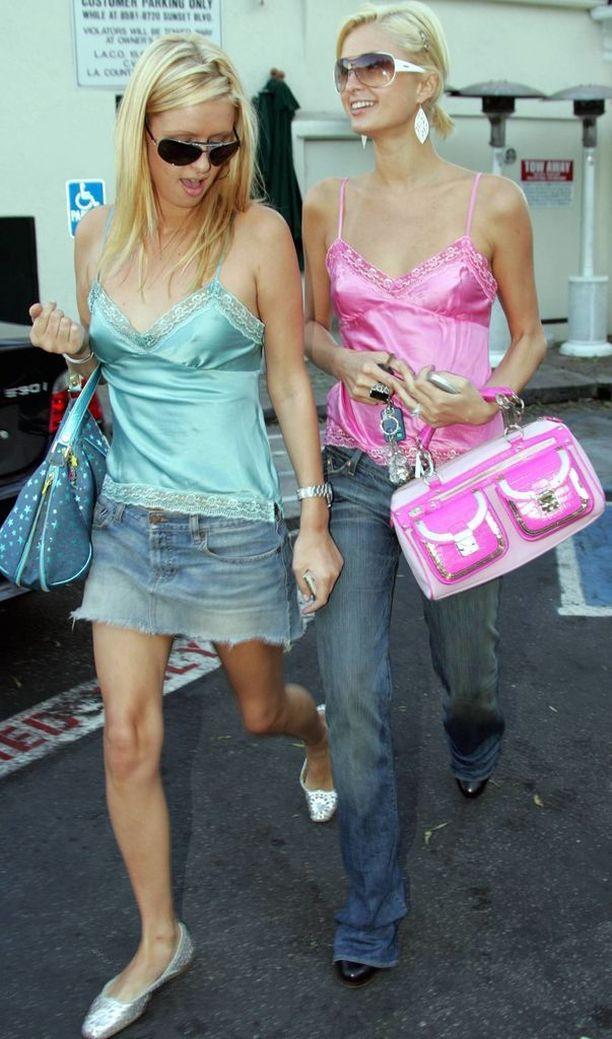 Nicky ja Paris Hilton, 2005