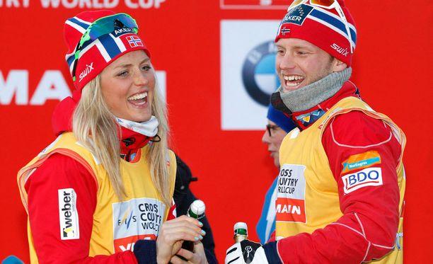 Therese Johaugin ja Martin Johnsrud Sundbyn dopingtapausten salailu ja vähättely Norjassa hämmentävät Kari-Pekka Kyröä.