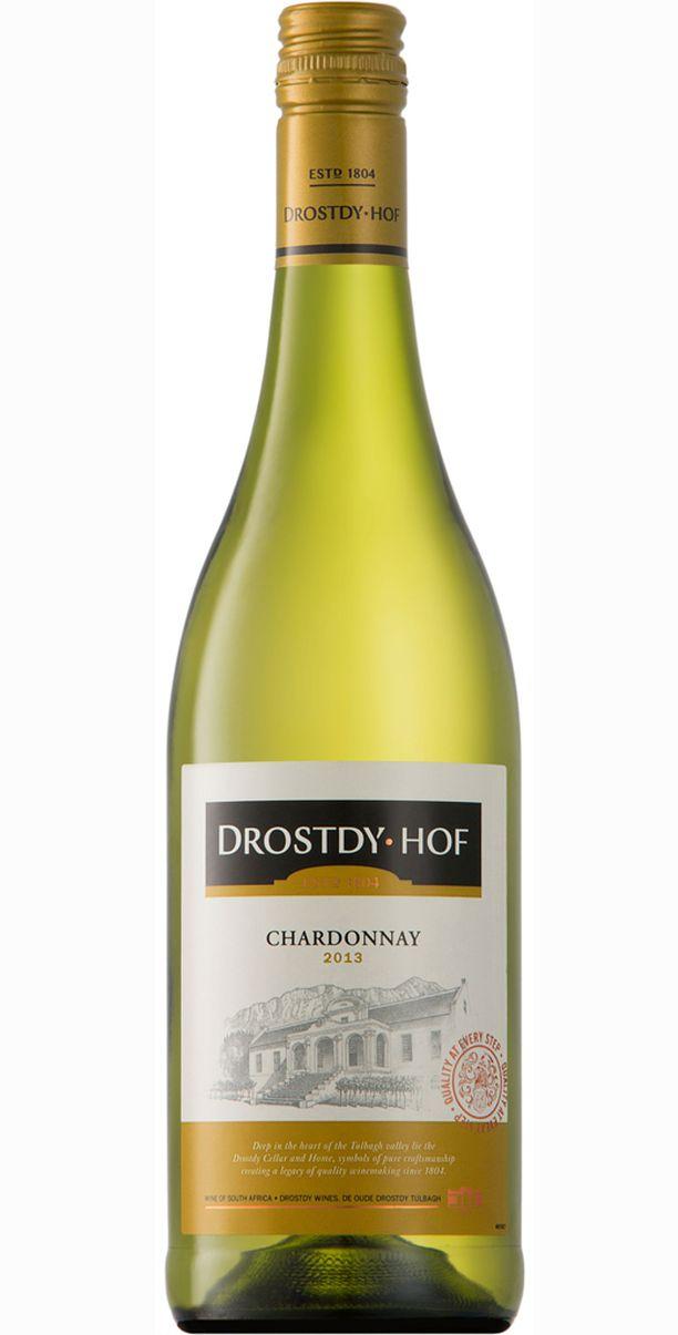 Drostdy-Hof Chardonnay -valkoviinin tietyt tuote-erät on syytä palauttaa Alkoon.