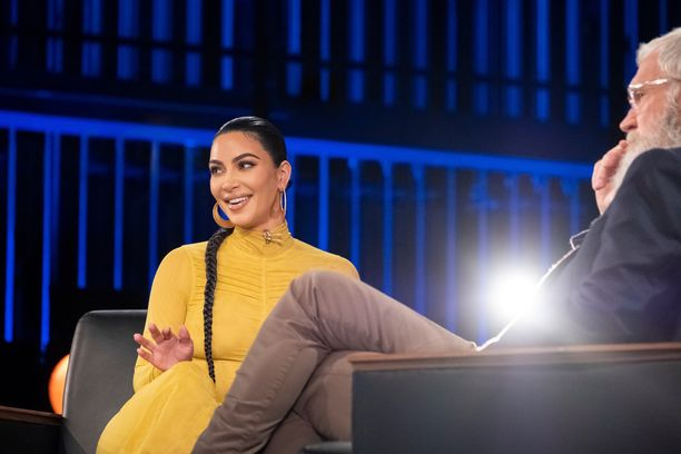 Kim Kardashian jatkaa lakiopintojaan jo kolmatta vuotta.